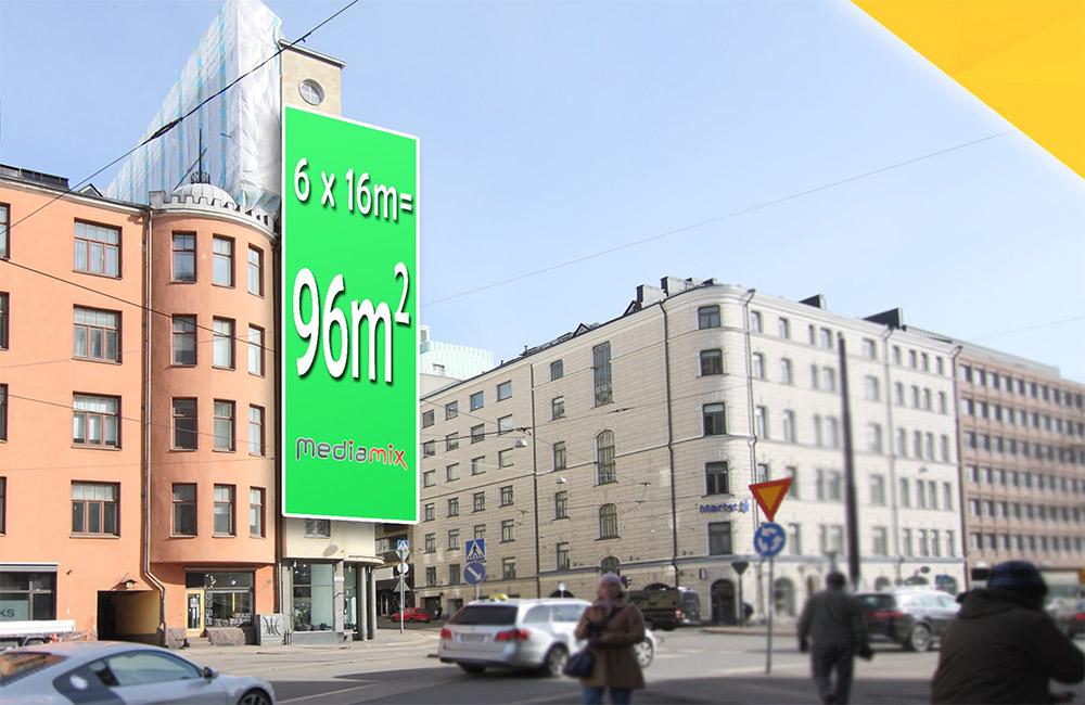 Mediamix 2019 Jättimedia CITY KAMPPI Alapääty