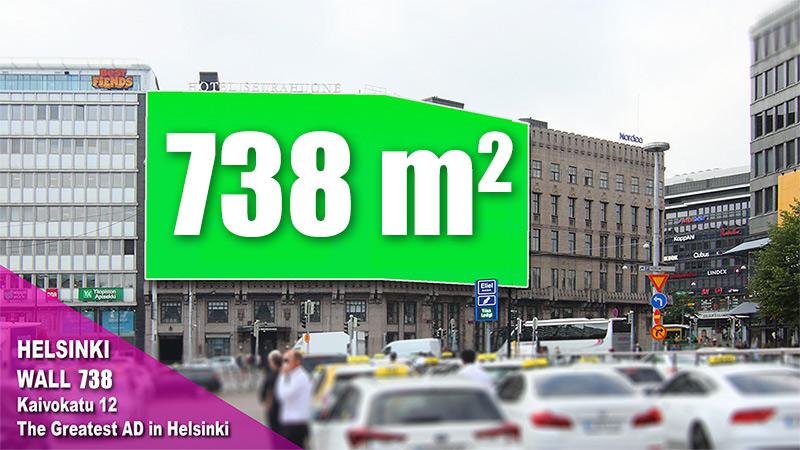 HELSINKI WALL738
